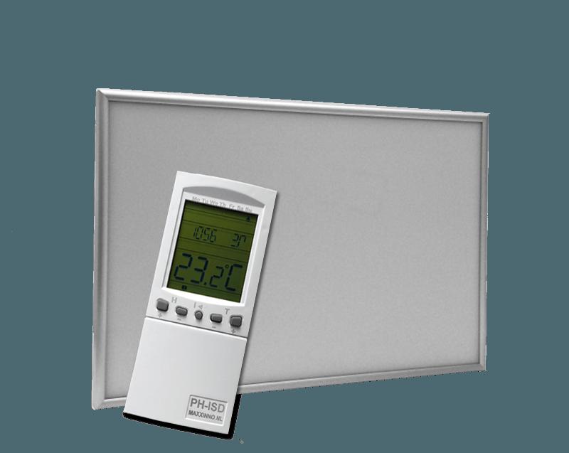 Elektrische verwarming als hoofdverwarming door Maxxinno